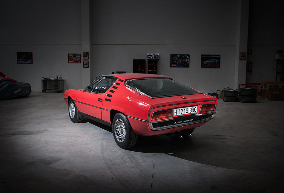 1974 Alfa Romeo Montreal For Sale (picture 2 of 6)