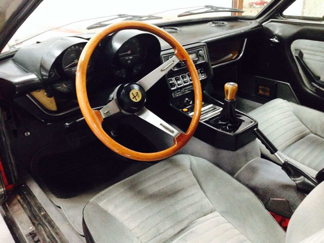 1974 Alfa Romeo Montreal For Sale (picture 4 of 6)