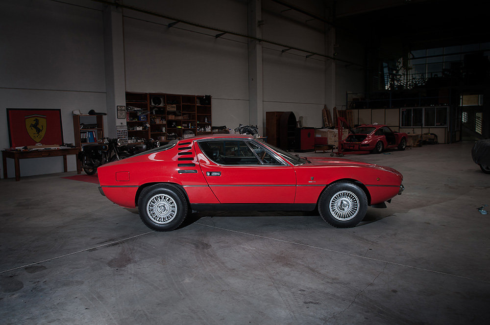 1974 Alfa Romeo Montreal For Sale (picture 3 of 6)