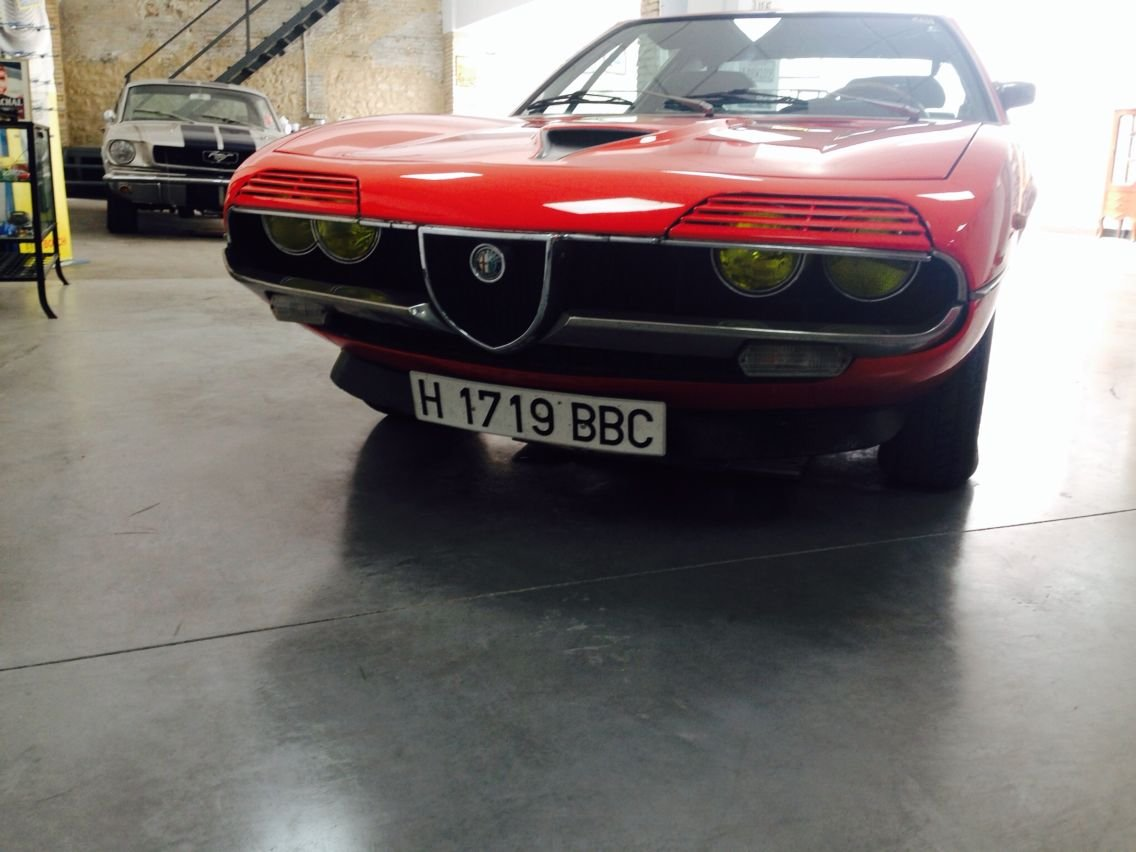 1974 Alfa Romeo Montreal For Sale (picture 6 of 6)