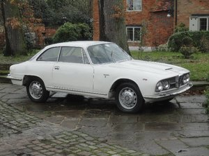 1964 Alfa Romeo 2600 Sprint for restoration For Sale