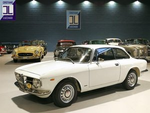 1968 ALFA ROMEO GT JUNIOR 1300 SCALINO SOLD
