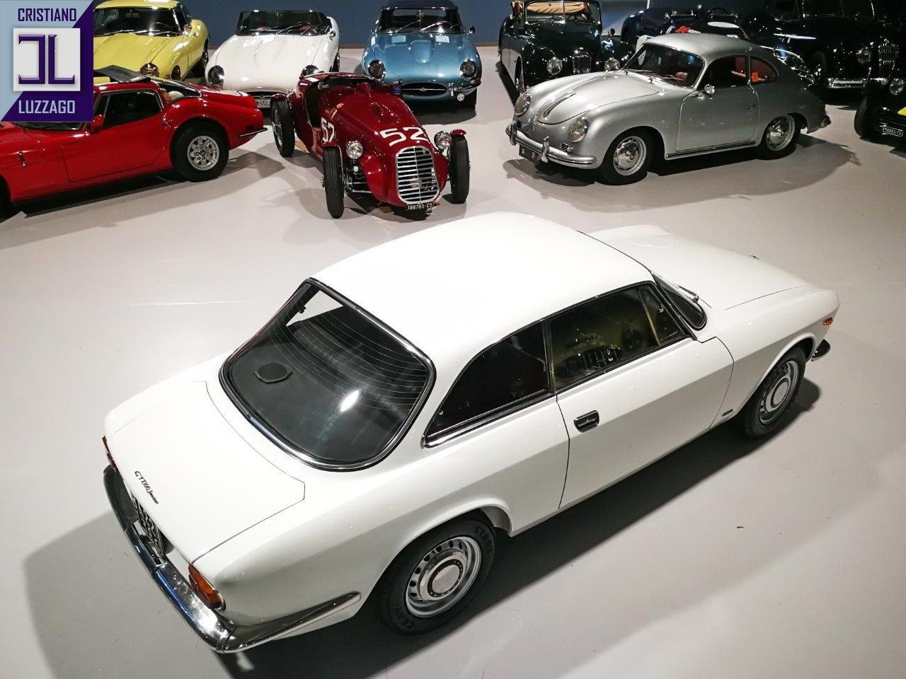 1968 ALFA ROMEO GT JUNIOR 1300 SCALINO SOLD (picture 2 of 6)