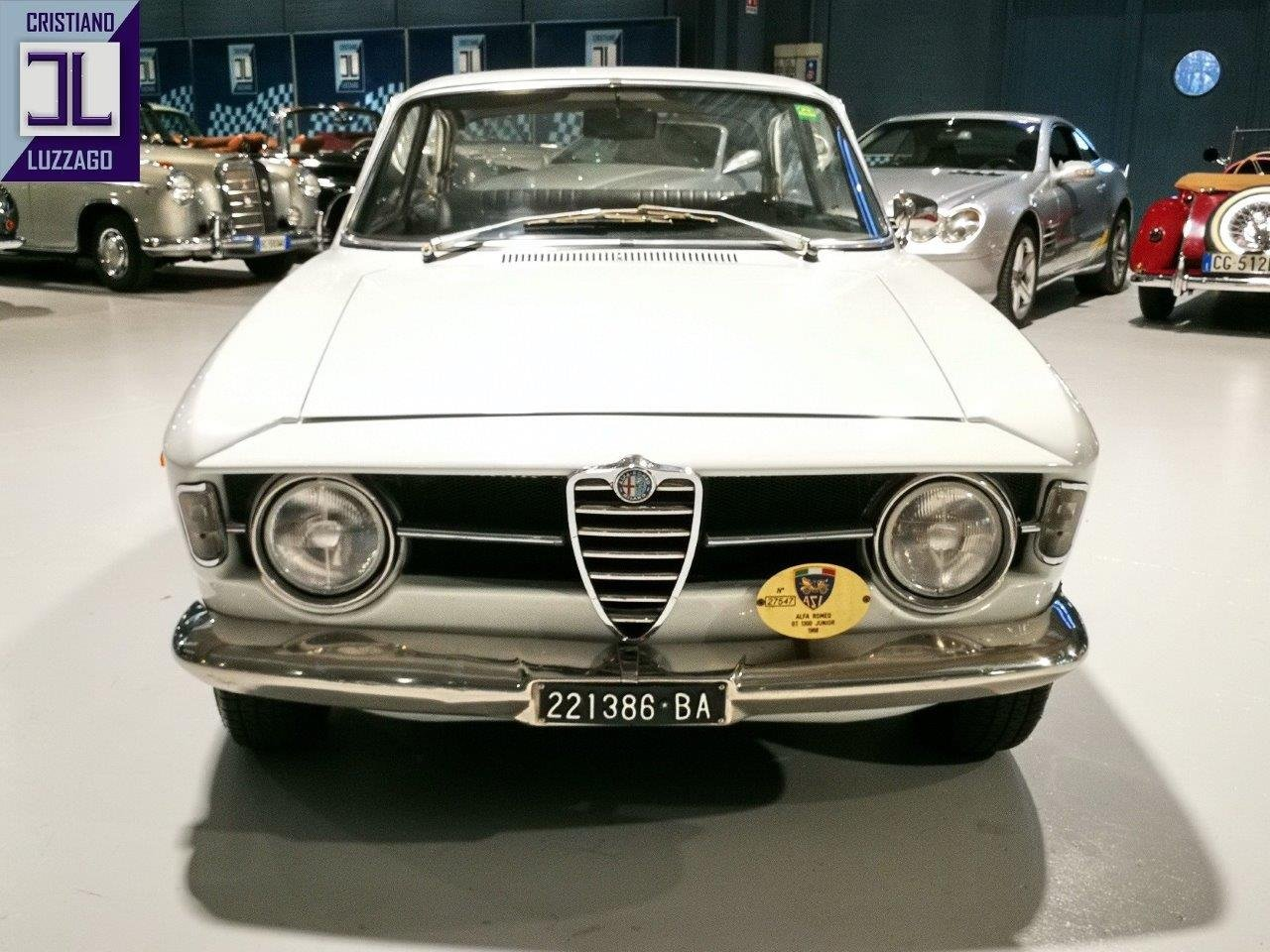 1968 ALFA ROMEO GT JUNIOR 1300 SCALINO SOLD (picture 3 of 6)