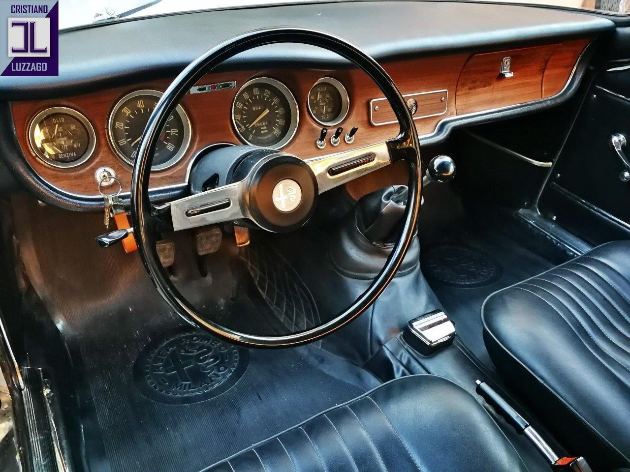 1968 ALFA ROMEO GT JUNIOR 1300 SCALINO SOLD (picture 5 of 6)