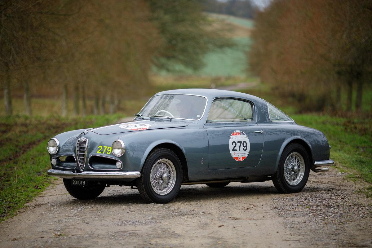 1953 Alfa Romeo 1900C For Sale (picture 1 of 6)