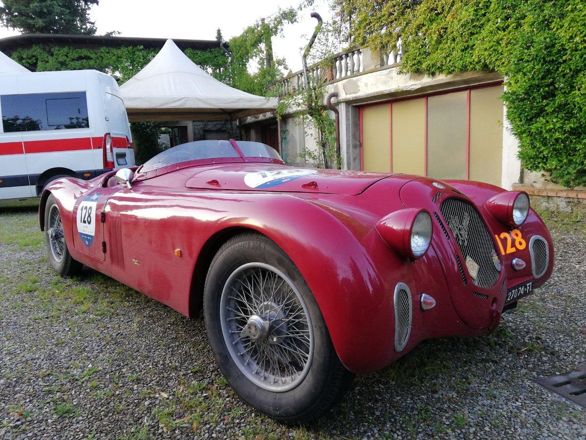 1939 ALfa Romeo 2500 SS Ala Spessa For Sale (picture 2 of 6)
