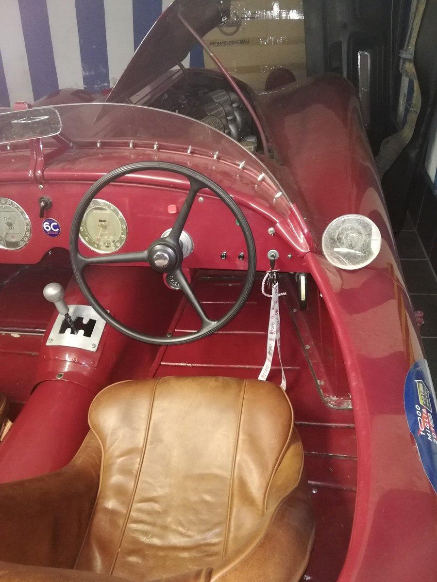 1939 ALfa Romeo 2500 SS Ala Spessa For Sale (picture 4 of 6)