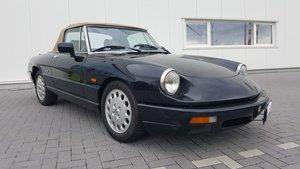 1991 Alfa Romeo Spider For Sale
