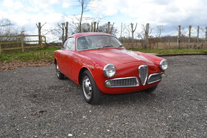 1959 Alfa Romeo Giulietta Sprint LHD For Sale