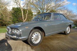 1965 1964 Alfa Romeo Sprint 2600 For Sale