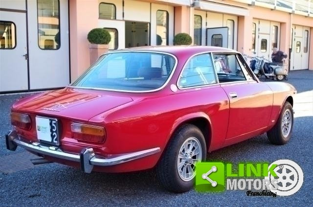 Alfa Romeo Giulia GT 2000 Veloce - Anno 1973 For Sale (picture 5 of 6)