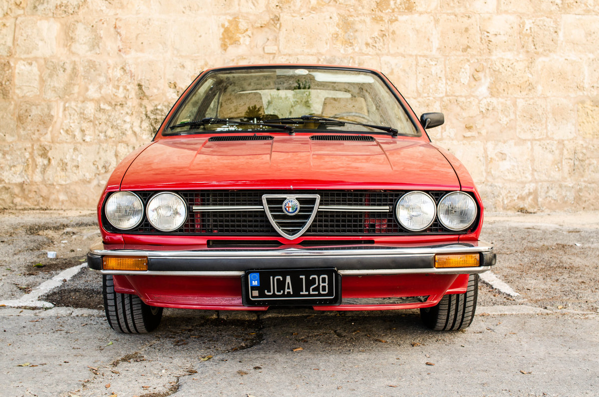 1982 Alfasud Sprint Veloce For Sale (picture 1 of 6)