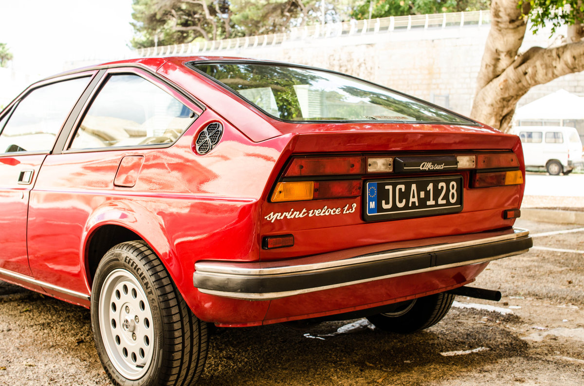 1982 Alfasud Sprint Veloce For Sale (picture 3 of 6)