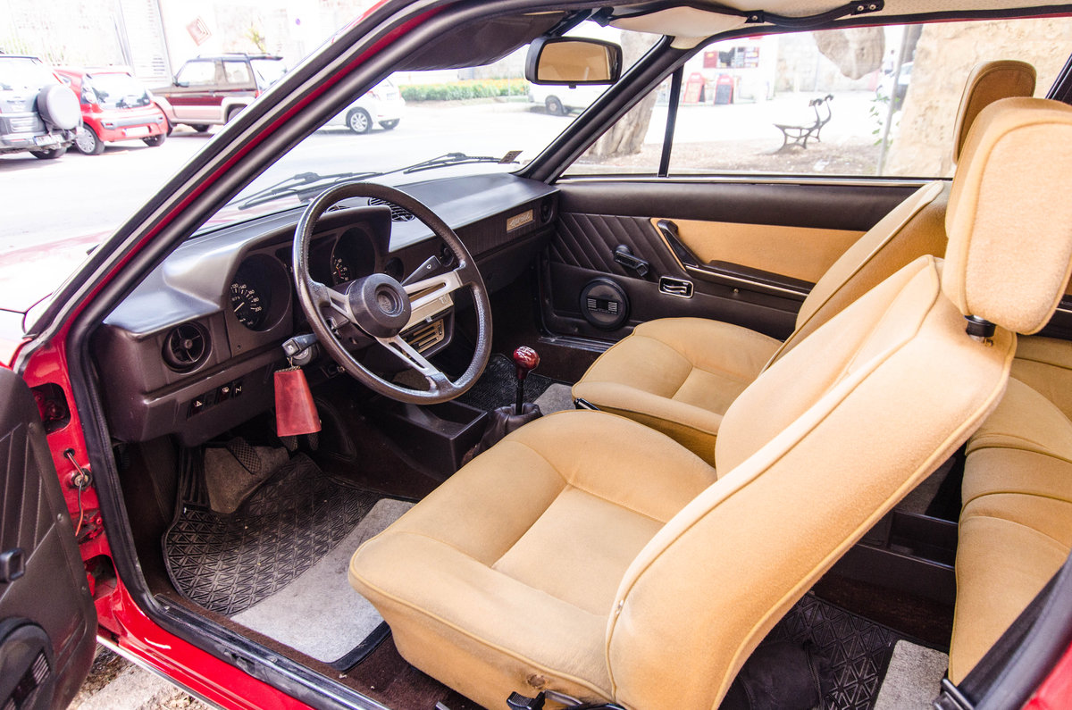 1982 Alfasud Sprint Veloce For Sale (picture 4 of 6)
