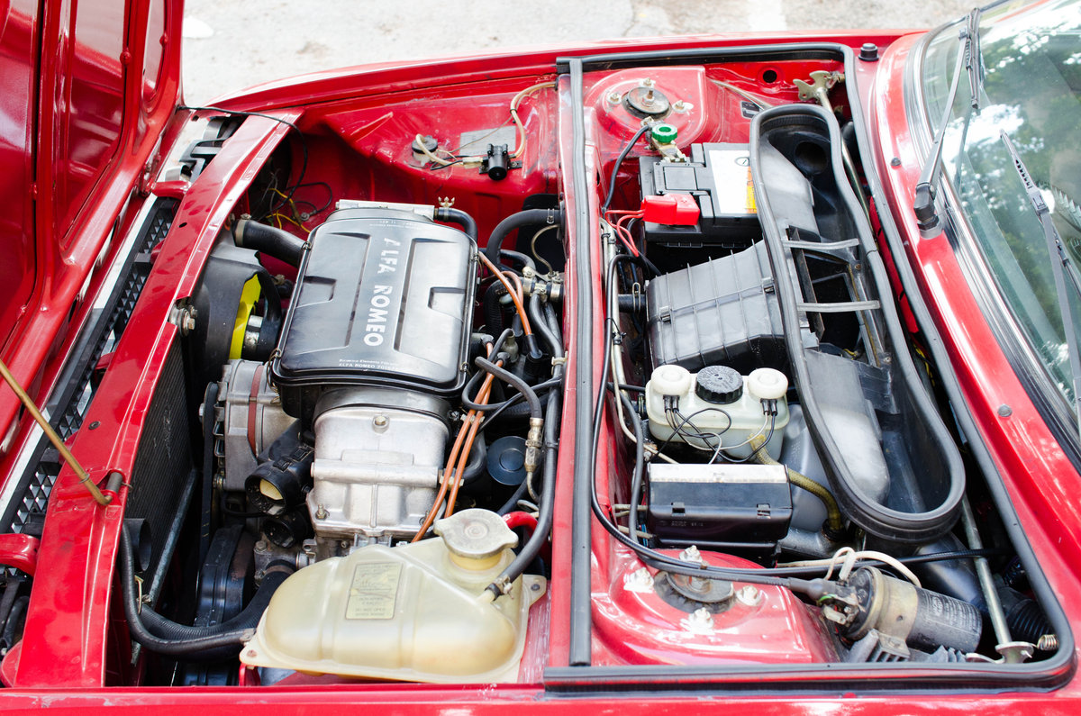 1982 Alfasud Sprint Veloce For Sale (picture 6 of 6)