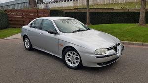 2002 Alfa Romeo 156 2.4JTD 2 owner 60,000miles