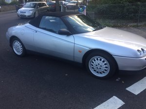 ALFA ROMEO SPIDER  2.0 T SPARK 1997/P 1996/P For Sale