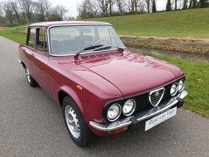 1975 Alfa Romeo Giulia 1300 Nuova SOLD