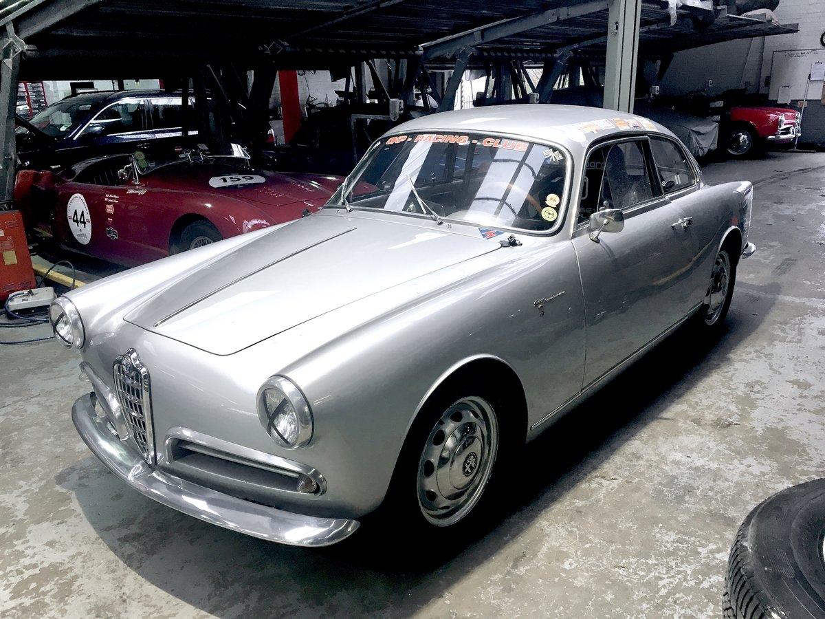 1957 Alfa Romeo Giulietta Sprint Veloce Alleggerita For Sale (picture 1 of 6)
