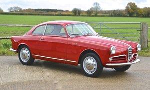 1955 Alfa Romeo Giulietta Sprint 750 Series 1 For Sale