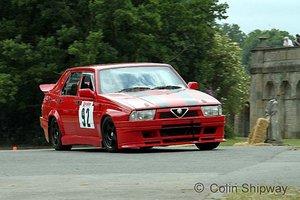 1990 Alfa Romeo 75 3.0 V6 for sale. For Sale