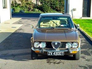 1980 Alfa Romeo Alfetta 1.6 Sedan SOLD