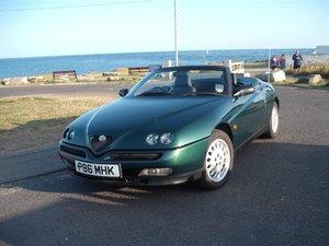 Alfa Romeo Spider 2.0 T Spark 1997 59k miles SOLD