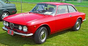 1967 Alfa Romeo Giulia Sprint GT Veloce = Red(~)Black $69.9k For Sale