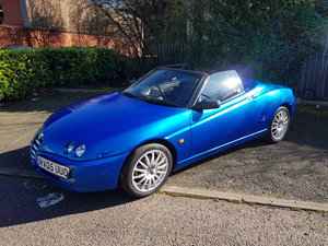 2008 Alfa Romeo Spider 2005 2.0 JTS only 64000 miles For Sale