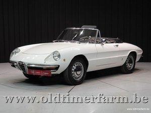 1969 Alfa Romeo 1300 Spider Duetto Junior '69 For Sale