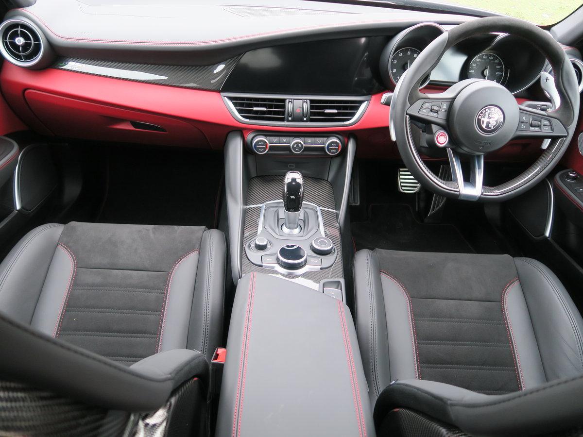 2019 Alfa Romeo Giulia 2.9V6 BiTurbo 510 Quadrifoglio NRING SOLD (picture 5 of 6)