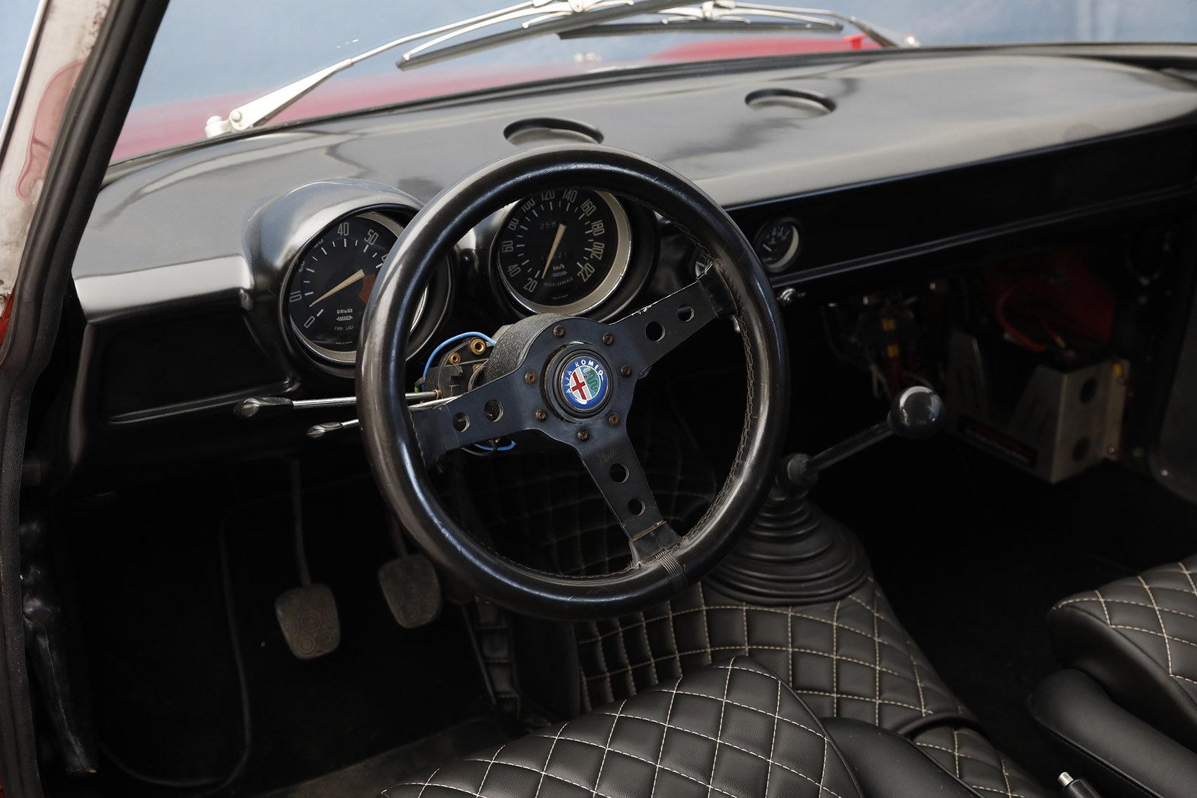 1967 Alfa Romeo 1600 GT Veloce  For Sale (picture 3 of 6)