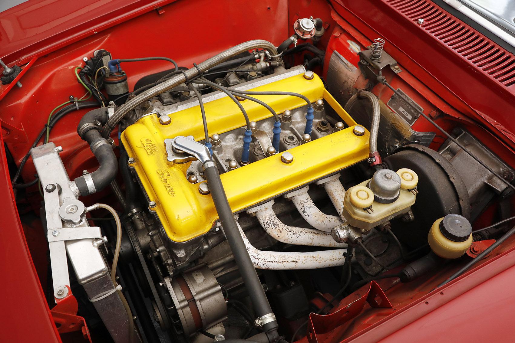 1967 Alfa Romeo 1600 GT Veloce  For Sale (picture 5 of 6)