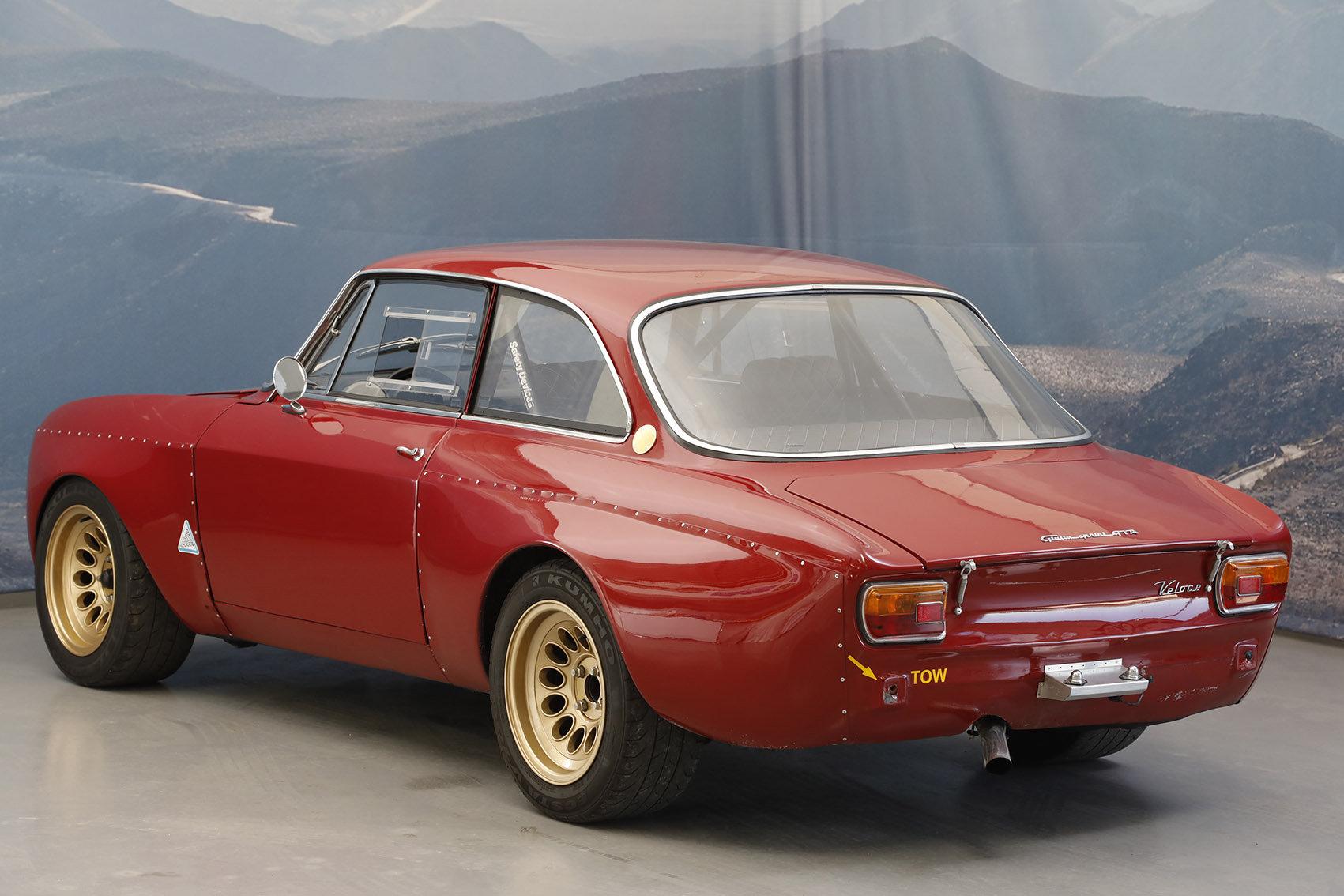 1967 Alfa Romeo 1600 GT Veloce  For Sale (picture 2 of 6)