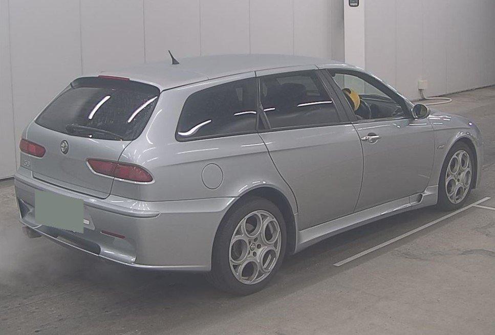 2004 ALFA ROMEO 156 SPORTWAGON GTA 3.2 * FULL BLACK LEATHER  For Sale (picture 3 of 6)
