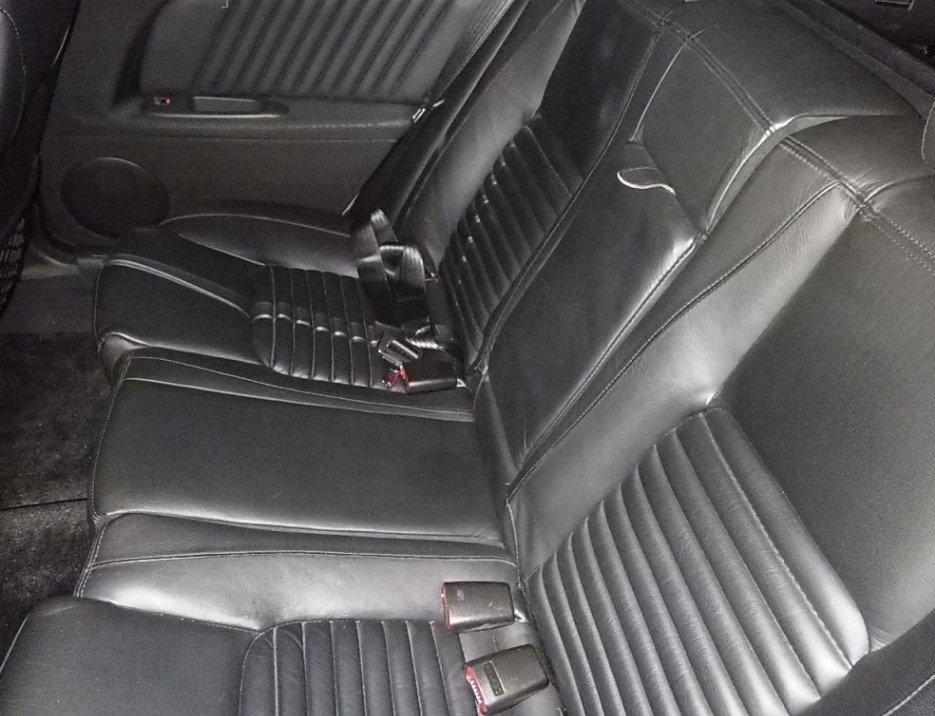 2004 ALFA ROMEO 156 SPORTWAGON GTA 3.2 * FULL BLACK LEATHER  For Sale (picture 6 of 6)