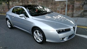 2007 Alfa Romeo Brera 2.4 JTDM SV Manual 27000 miles FSH For Sale