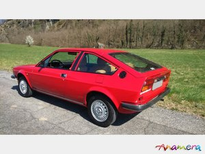 1982 Alfa sprint veloce.new,only 30 k km! For Sale