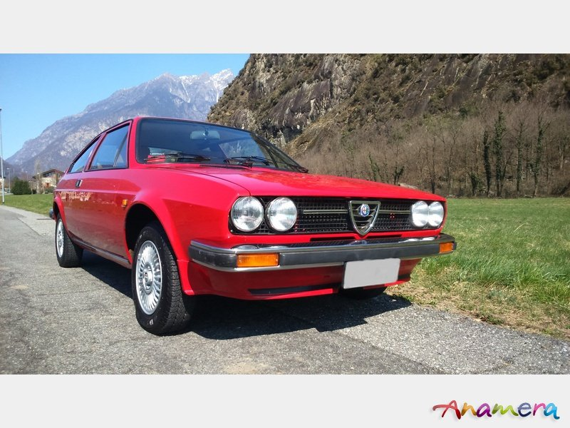 1982 Alfa sprint veloce.new,only 30 k km! For Sale (picture 2 of 6)