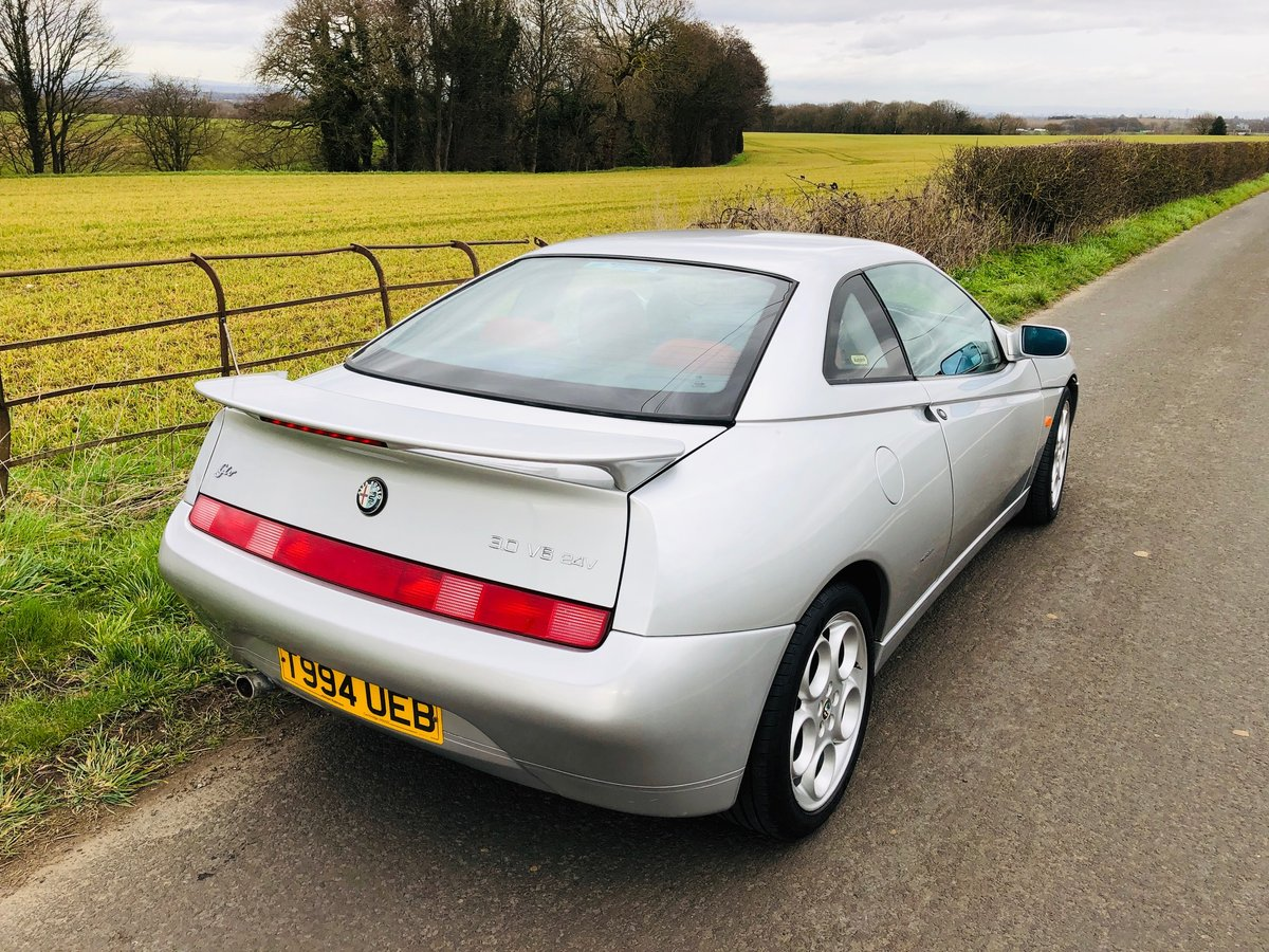 1999 Alfa Romeo GTV 3.0 V6 24v For Sale (picture 2 of 6)