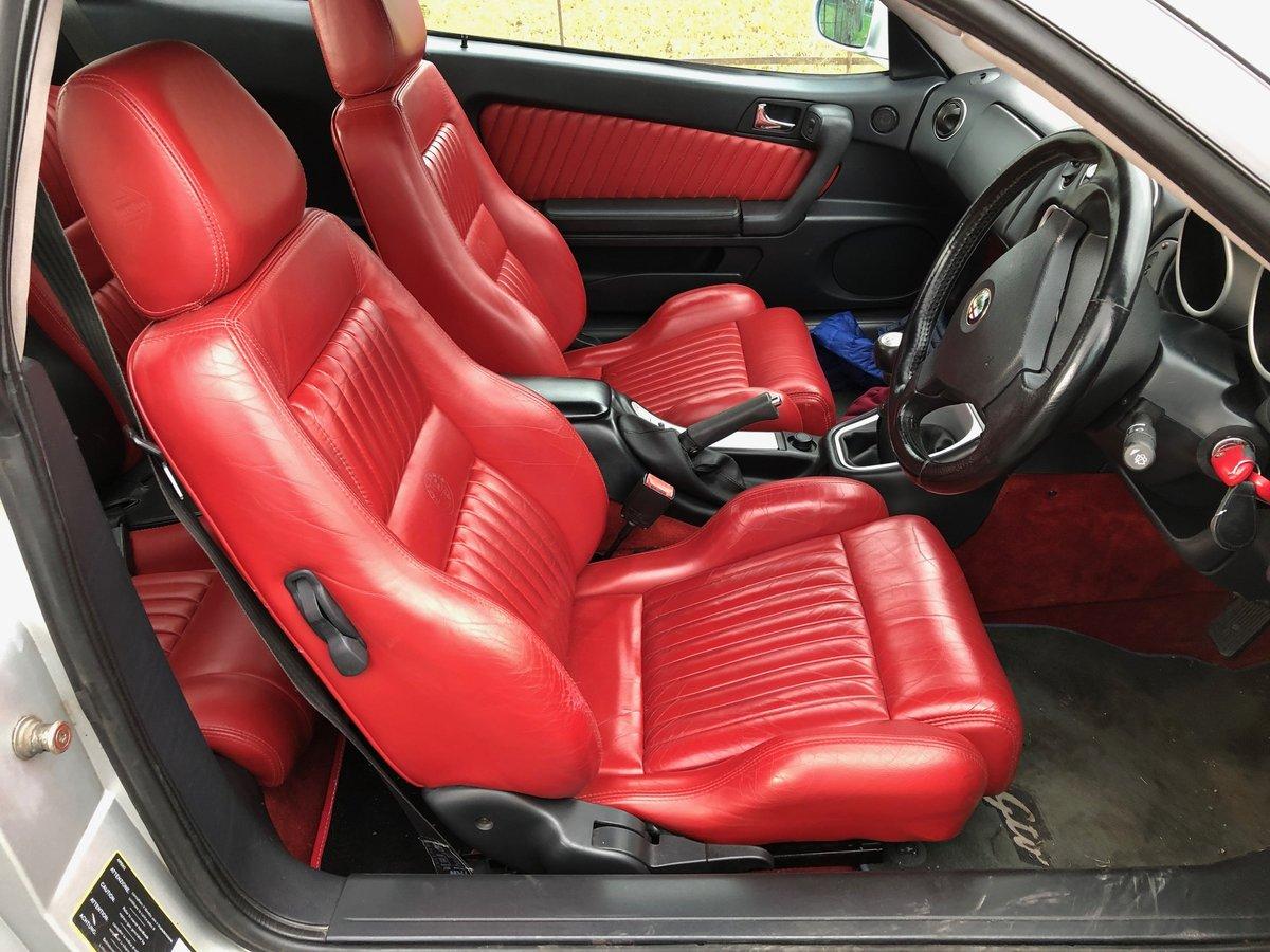 1999 Alfa Romeo GTV 3.0 V6 24v For Sale (picture 3 of 6)