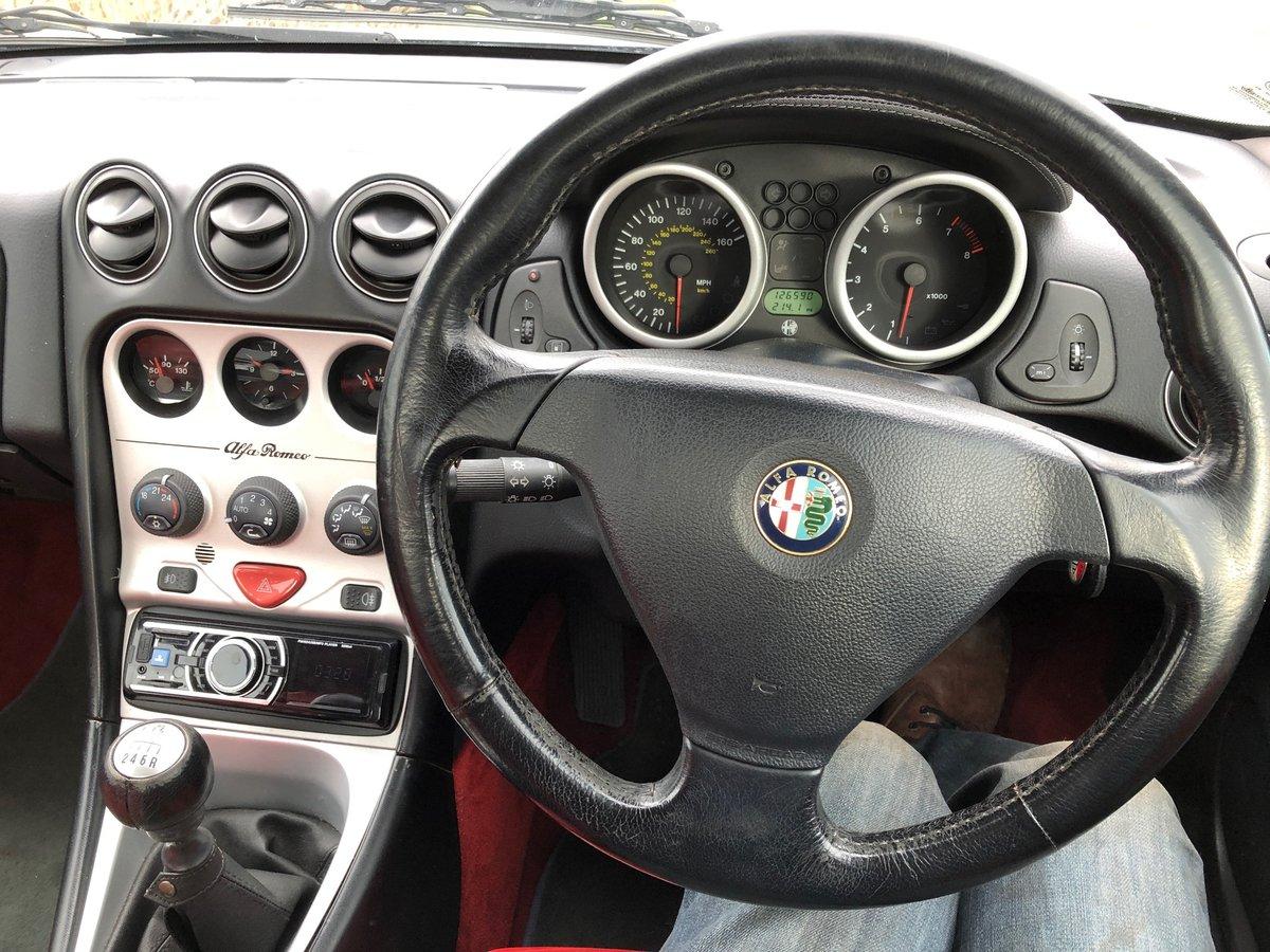 1999 Alfa Romeo GTV 3.0 V6 24v For Sale (picture 4 of 6)