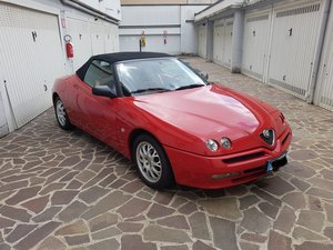 1999 ALFA ROME GTY SPIDER 2.O TWIN SPARKS RARE VERSION