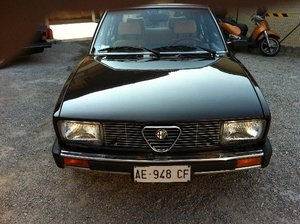 1981 1 of 110 alfetta cem For Sale
