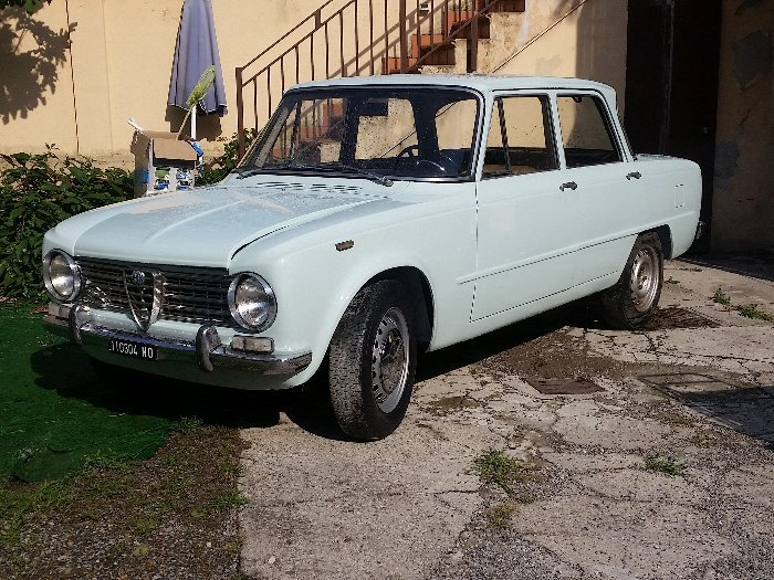 1965 rare giulia 4 speed For Sale (picture 1 of 6)