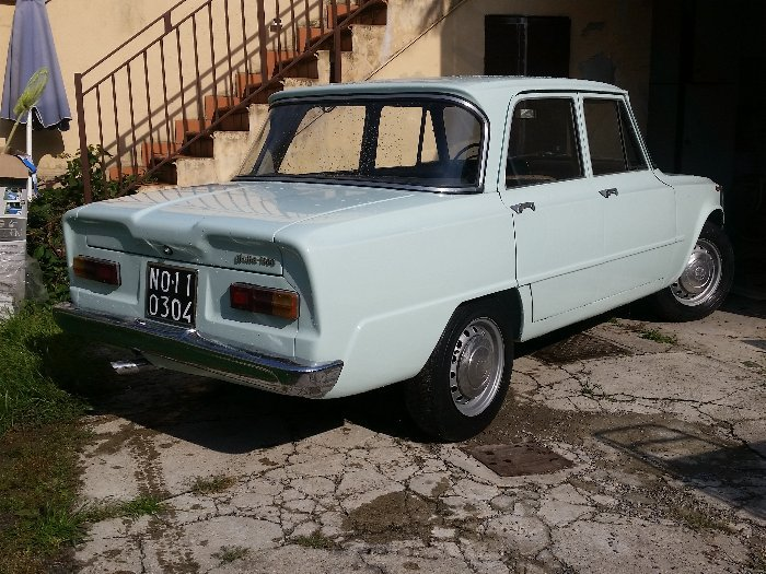 1965 rare giulia 4 speed For Sale (picture 2 of 6)