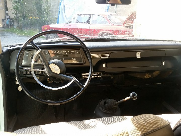 1965 rare giulia 4 speed For Sale (picture 3 of 6)