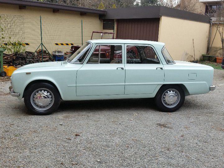1965 rare giulia 4 speed For Sale (picture 5 of 6)