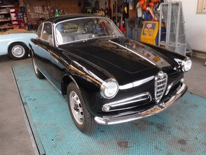 1956 ALfa Romeo 1300 sprint type 750